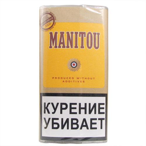 Табак для сигарет Manitou Virginia Gold