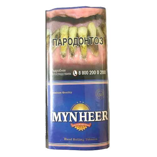 Табак для сигарет Mynheer Halfzware Shag - 30 гр