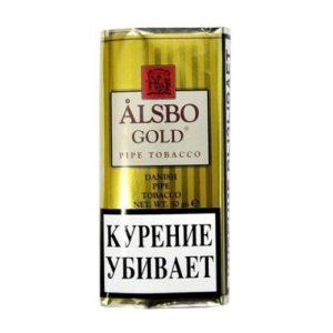 Табак для трубки Alsbo Gold