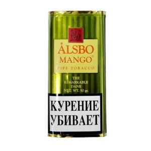 Табак для трубки Alsbo Mango