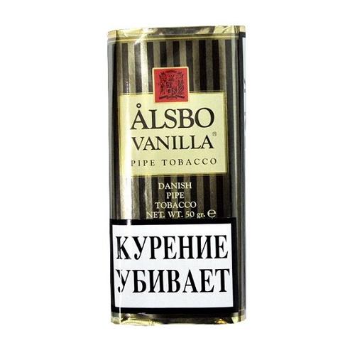 Табак для трубки Alsbo Vanilla
