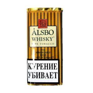 Табак для трубки Alsbo Whiskey
