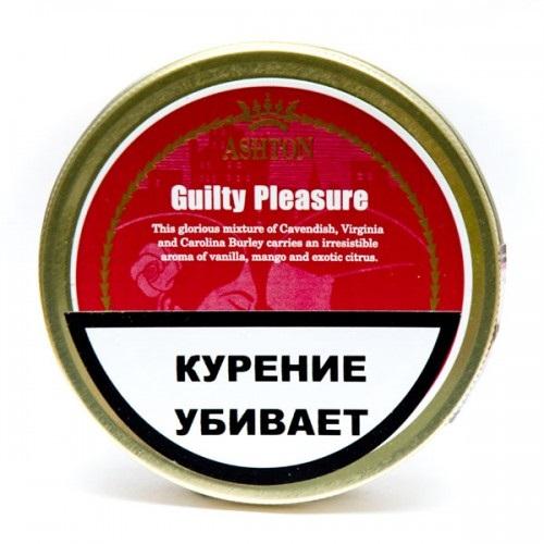 Табак для трубки Ashton Guilty Pleasure - 50 гр.