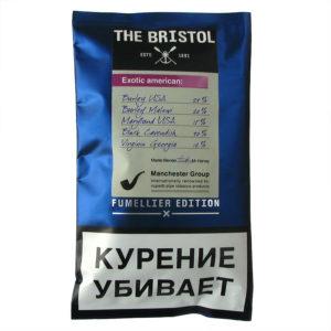 Табак для трубки Bristol Exotic American