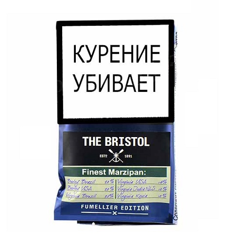 Табак для трубки Bristol Finest Marzipan