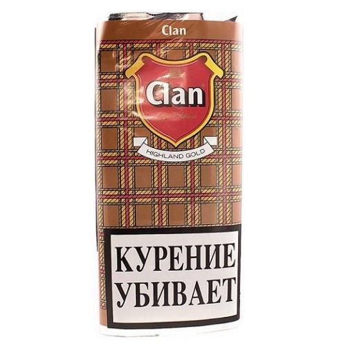 Табак для трубки Clan Highland Gold