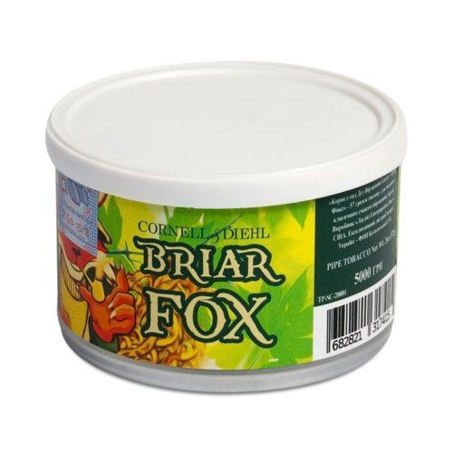 Табак для трубки Cornell & Diehl Tinned Blends Briar Fox 57 гр.