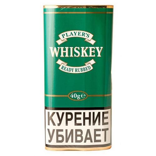 Табак для трубки Mac Baren Players Whiskey - 40 гр