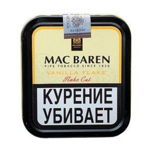 Табак для трубки Mac Baren Vanilla Flake