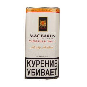Табак для трубки Mac Baren Virginia №1