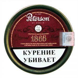 Табак для трубки Peterson - 1865 Original Mixture - 100 гр