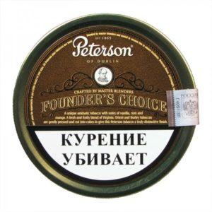 Табак для трубки Peterson - Founders Choice - 100 гр