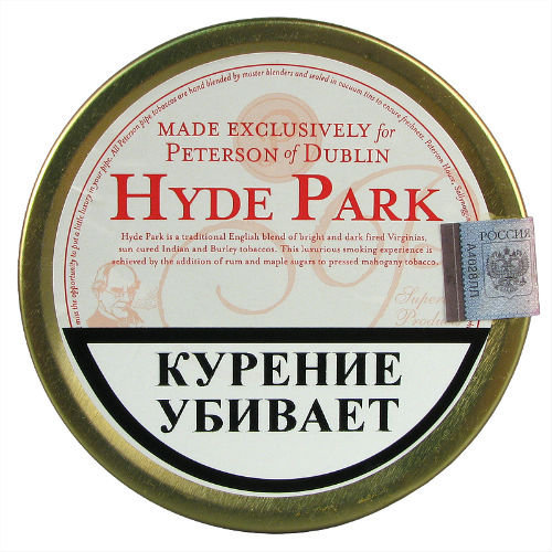 Табак для трубки Peterson - Hyde Park - 50 гр