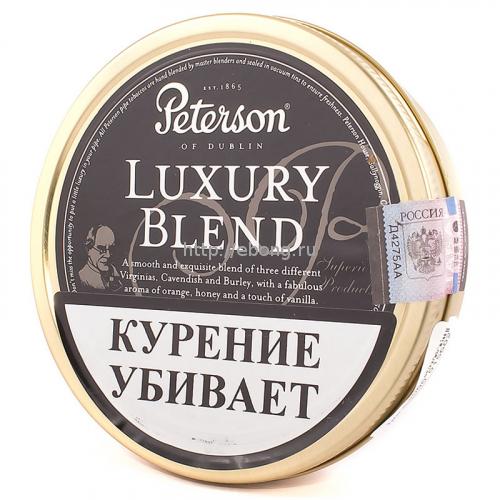 Табак для трубки Peterson - Luxury Blend - 50 гр