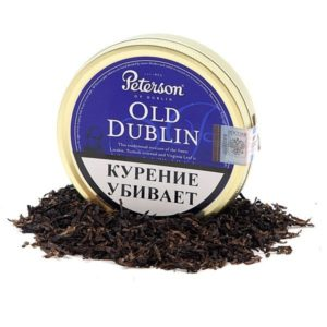 Табак для трубки Peterson - Old Dublin - 50 гр