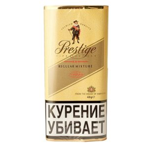 Табак для трубки Prestige Regular Mixture - 40 гр