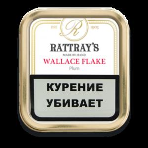 Табак для трубки Rattray's Walllace Flake - 50 гр.