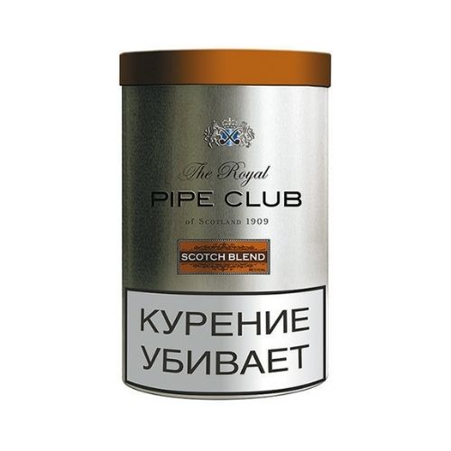Табак для трубки Royal Pipe Club Scotch Blend