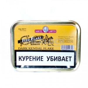 Табак для трубки Samuel Gawith - 1792 Flake (Банка 50 гр)