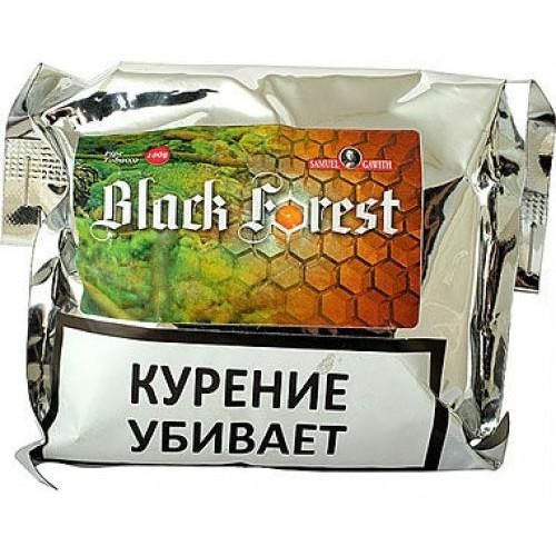 Табак для трубки Samuel Gawith Black Forest (КИСЕТ 40 гр)