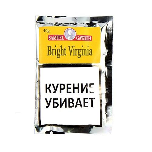 Табак для трубки Samuel Gawith Bright Virginia (КИСЕТ 40 гр)