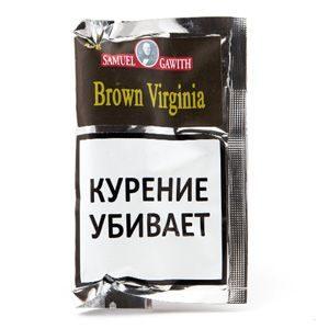 Табак для трубки Samuel Gawith Brown Virginia (КИСЕТ 40 гр)