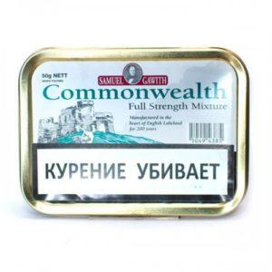 Табак для трубки Samuel Gawith Commonwealth - 50 гр.