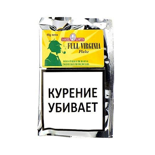 Табак для трубки Samuel Gawith Full Virginia Flake (КИСЕТ 40 гр)