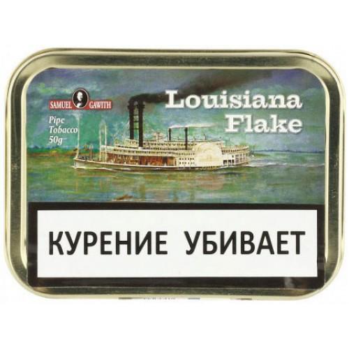 Табак для трубки Samuel Gawith Louisiana Flake (50 гр)