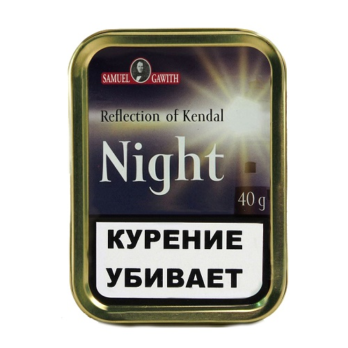 Табак для трубки Samuel Gawith Night - 40 гр