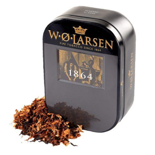 Табак для трубки W.O. Larsen 1864