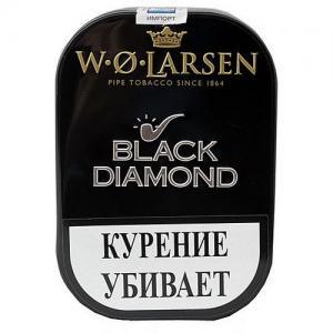 Табак для трубки W.O. Larsen Black Diamond
