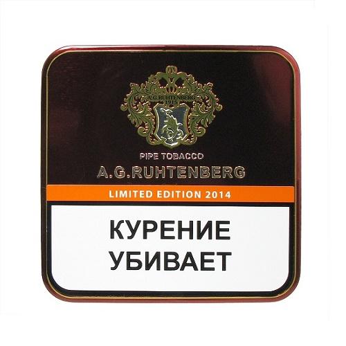 Трубочный табак A. G. Ruhtenberg Limited Edition 2014