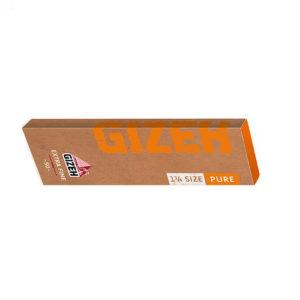 Бумага для самокруток Gizeh Extra Fine Pure 1-4