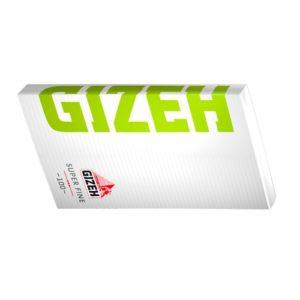 Бумага для самокруток Gizeh Super Fine (магнит)