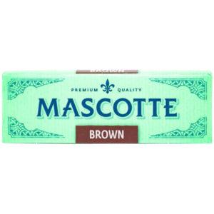 Бумага для самокруток Mascotte BROWN