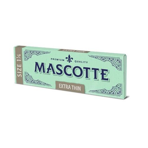 Бумага для самокруток Mascotte Extra Thin Size 1 1-4