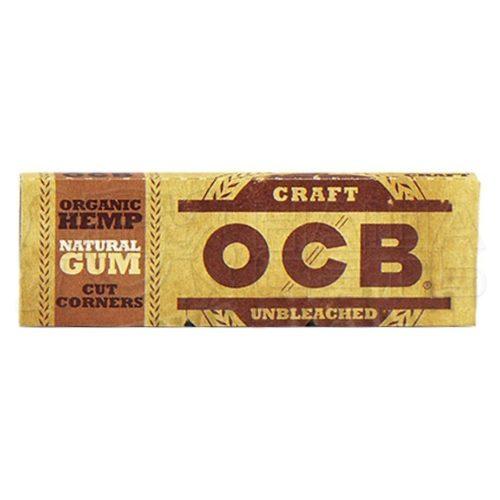 Бумага для самокруток OCB KRAFT unbleached