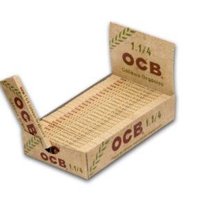 Бумага для самокруток OCB Organic 1-4