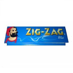 Бумага для самокруток Zig-Zag Blue