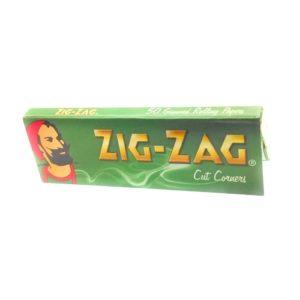 Бумага для самокруток Zig-Zag Green