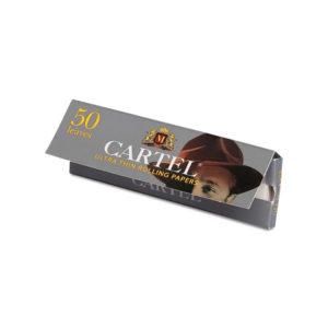 Бумага сигаретная Cartel Silver