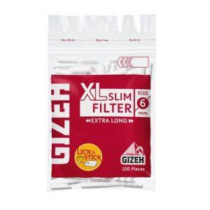 Фильтры для самокруток Gizeh XL Slim