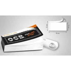 Фильтры для самокруток OCB Adjust a tip 32 шт.