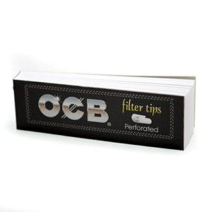 Фильтры для самокруток OCB Filter Tips Perforated 50 шт.