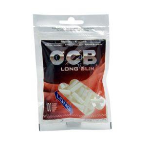 Фильтры для самокруток OCB Long Slim
