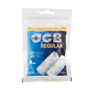 Фильтры для самокруток OCB Regular