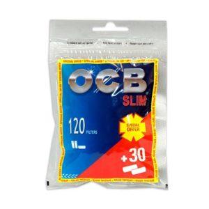 Фильтры для самокруток OCB Slim
