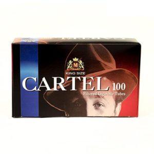 Гильзы для сигарет Cartel 100 шт