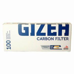 Гильзы для сигарет Gizeh Charbon - 200 шт.